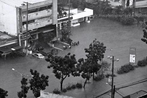 Quezon CIty, Quezon Avenue corner West Avenue, 1435 hrs.