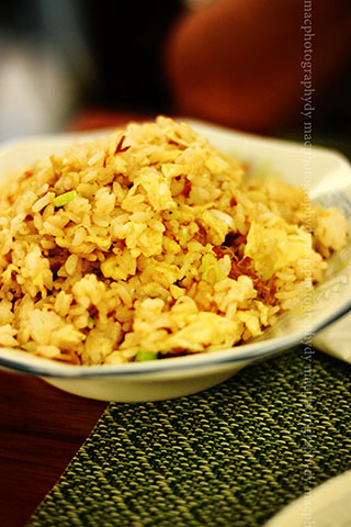 Chahan-Japanese fried rice